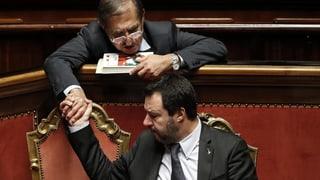 Italienischer Senat segnet Budget ab