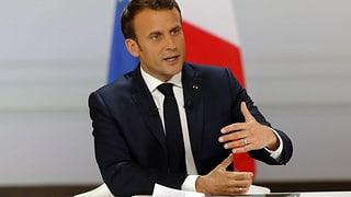 Macron verspricht Steuersenkungen und mehr Bürgerbeteiligung