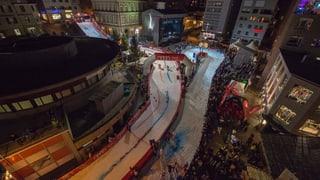 Rock svizzer al City Race 2015