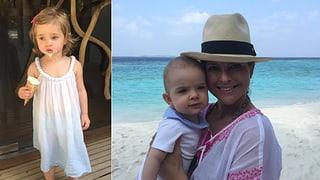 Private Einblicke: Prinzessin Madeleine zeigt ihre Ferienfotos
