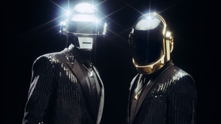 Helm auf, gut drauf: Daft Punk sind die neue Nummer eins