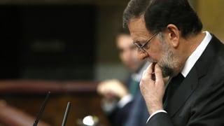 Parlament wählt Rajoy ab