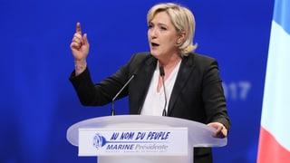 Das Programm von Marine Le Pen