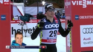 Tour de Ski – Dario Cologna fa in pass enavos