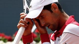 Nächster Rückschlag für Djokovic