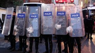Der Türkei droht ein Bürgerkrieg