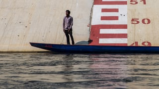 Den Mekong-Fischern droht eine Katastrophe
