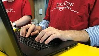 Wikipedia-Autoren treffen sich im «Real Life»