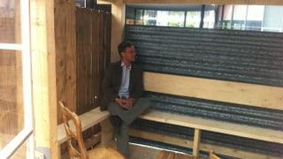 Christophe Scheidegger: «Die Favelas werden in Beschlag genommen»