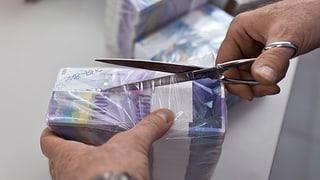 Umfrage zeigt: Schweizer Ökonomen lehnen Vollgeld ab