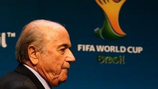 Blatter ersetzen: «Wenn nicht jetzt, wann dann?»