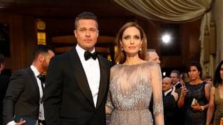 Angelina Jolie und Brad Pitt seit Samstag verheiratet