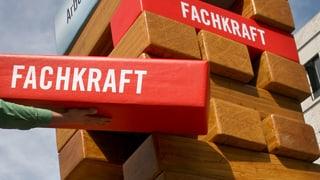 60 Prozent der Aargauer Unternehmen leiden unter Fachkräftemangel