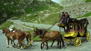 Ein bisschen Pass muss sein: Der Gotthard und die Dichter