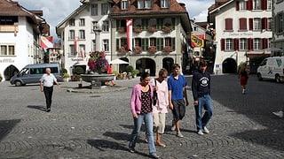 Thuner Innenstadt wird zur Fussgängerzone