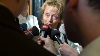 Widmer-Schlumpf: «Es könnte nun schwierig werden»