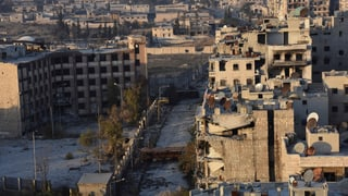 «Auch nach Aleppo ist der Krieg in Syrien nicht vorbei»