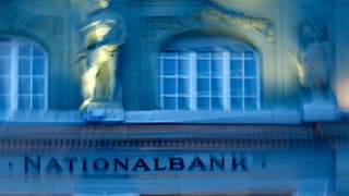 Intervenierte die SNB erneut?