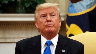 Kein Veto aus dem Oval Office: Laut seiner Sprecherin billigt der US-Präsident die Strafmassnahmen gegen Russland.