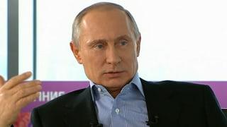 Putin weist Korruptionsvorwürfe Kaspers zurück