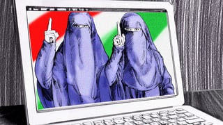 Wenn zwei «Teenager-Islamistinnen» zu Literatur werden