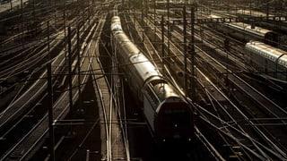 SBB mit Mehrkosten für Infrastruktur allein gelassen