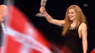 ESC-Siegerin Emmelie de Forest: Frenetischer Empfang in Dänemark