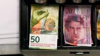 10 milliuns dapli per il Grischun da la gulivaziun da finanzas