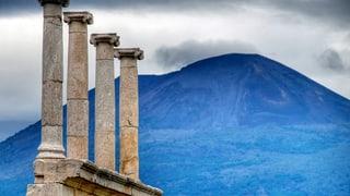 Pompeji leidet unter Kunsträubern und der Mafia