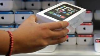 Über 35 Millionen verkaufte iPhones lassen Apple-Kassen klingeln