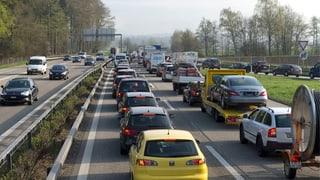 A1-Ausbau: Nach Härkingen-Wiggertal kommt nun Luterbach-Härkingen