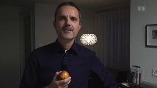 «Muss die vitaminreiche Haut beim Putzen gespritzter Äpfel weg?» (Artikel enthält Video)