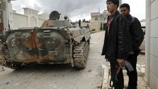 Heftige Kämpfe im Norden Syriens