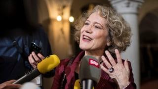 Corine Mauch ist Zürichs alte und neue Stadtpräsidentin