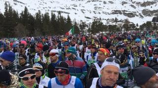 Maraton da skis engiadinais: limita è cuntanschida