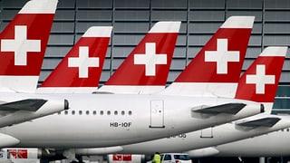 Swiss passt Flugroute nach Japan an