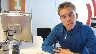 Macken-Video: Fingerakrobat Reto Scherrer