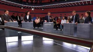 «Arena»: Altersvorsorge 2020 – Geht das «Fuder» bachab?