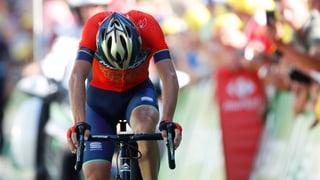 Tour-Aus für Nibali nach Wirbelbruch