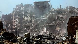 Lebensmittel-Hilfe gelangt wieder nach Homs