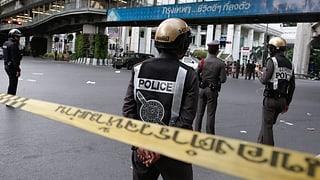 Noch eine Explosion in Bangkok
