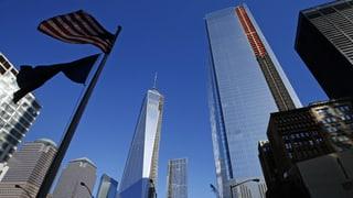 New York hat sein World Trade Center zurück