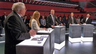 Die Europapolitik des Bundesrates – Christoph Blocher ist dagegen