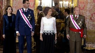 Schlechter Start ins Jahr für spanische Royals