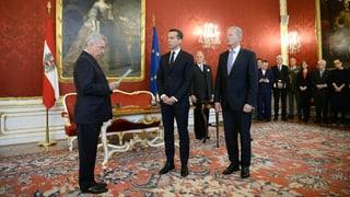 Christian Kern ist neuer Bundeskanzler Österreichs