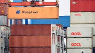 Rekordjahr für Schweizer Export