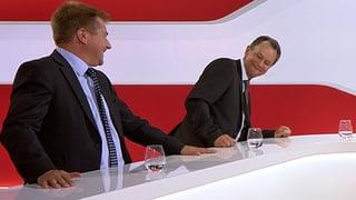 Unter Freunden: Brunner tritt nicht zurück