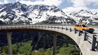 Astra stoppt über Pfingsten Bauarbeiten am Gotthard