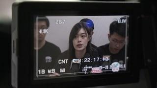 Um ihre Zukunft zu retten: Joey Siu organisiert ihre erste Demo