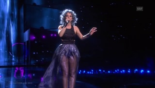 Eurovision Song Contest: Schweiz ausgeschieden